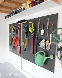 6 Smart Storage Ideas From by Best 25 Pegboard Garage Ideas On Pinterest Garage Workshop
