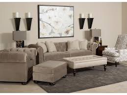 signature design by ashley camden sofa kincaid furniture camden chesterfield sofa with toss pillows and