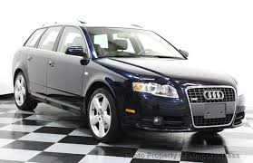 a4 audi 2008 2008 used audi a4 a4 3 2 v6 quattro s line awd wagon navigation at