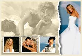 Photo Albums For Wedding Pictures Wedding Photo Collage