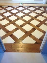 Zebra Floor L Koatigerwood Hardwood Installation Zebra Wood