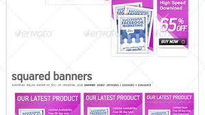 coloured templates signs online marketing pack psd web banner templates stunning
