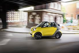 smart fortwo cabrio now with manual gearbox starts from u20ac14 305