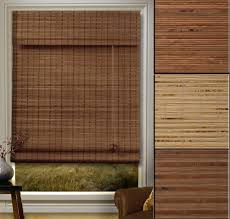 home decoration fascinating roman bamboo shades with various type