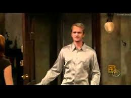 barney stinson haircut himym and his hair was perfect barney stinson youtube