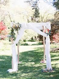 wedding arches joann fabrics spray roses ruffled
