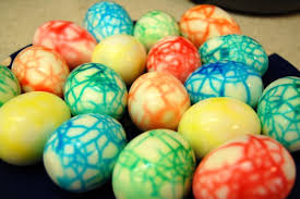 dinosaur easter eggs dinosaur eggs just the shells of boiled eggs then dip