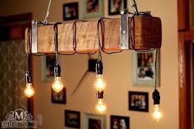 rustic beam light fixture rustic beam chandelier beams chandeliers and barn