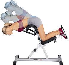 Roman Chair Exercises Lower Back Training Racer X Virtual Trainer