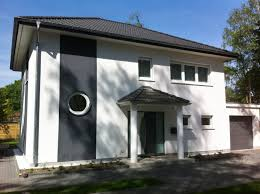 Hausbau Inklusive Grundst K Haus Elegante Stadtvilla Mit Garage Am Haus Hausbau24