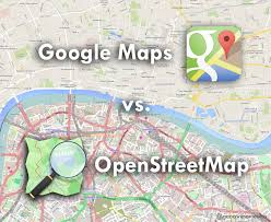 Googple Maps Why Would You Use Openstreetmap If There Is Google Maps