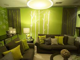 fresh coolest green and brown living room ideas bl3l 12909