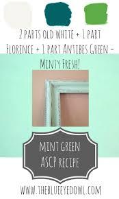 85 best chalk paint color mixes images on pinterest chalk paint