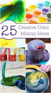 118 best color mixing images on pinterest colors preschool