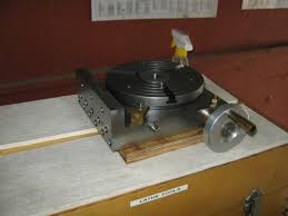 making a rotary table 6 rotary table made from plans cast iron table mild steel base 40