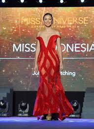 indonesia fashion design competition 2016 miss universe top 13