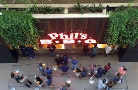 what is phil s bbq menu location petco park insider san