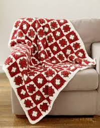 free pattern granny square afghan christmas granny square afghan free pattern crochet afghans