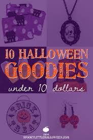 spirit halloween promo code 10 halloween goodies under 10 dollars spooky little halloween