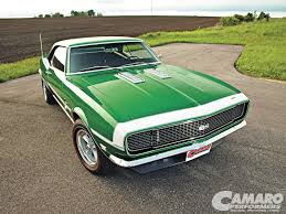 best year for camaro best camaros of the year green 1968 camaro ss autos