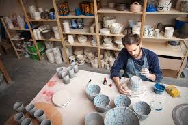 Handmade In New York - why handmade ceramics are white the new york times