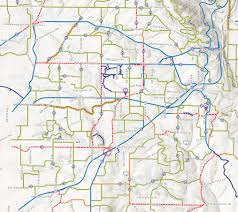 Beaverton Oregon Map by Portland U0027s Official City Bike Map Is Now Digital And Interactive