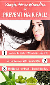 simple home remedies to prevent hair loss hair care tips
