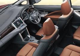 Toyota Innova Z Model Interior Toyota Innova Crysta In India Toyota Innova Crysta Price