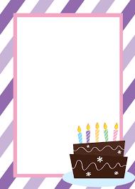 blank printable birthday invitations alanarasbach com