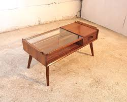 Home Furniture Tables G Plan Coffee Table Rare Solid Teak U0026 Glass Mid Century