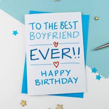 boyfriend birthday card by a is for alphabet notonthehighstreet