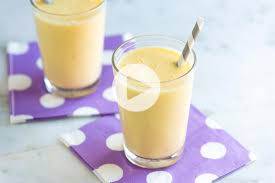 easy 5 minute banana smoothie recipe