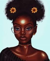 beautiful cartoon women art pin by jasiicole on black is beautiful pinterest black girls