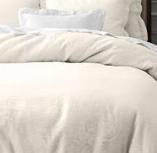 restoration hardware 100 linen duvet covers u0026 bedding sets ebay