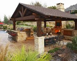 Backyard Oasis Ideas by Best 25 Backyard Pavilion Ideas On Pinterest Backyard Kitchen