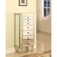 Broyhill Jewelry Armoire Powell Furniture Louis Philippe Marquis Cherry Jewelry Armoire