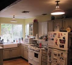 Antique Kitchen Lighting - flush mount kitchen lighting all round solutions kitchens