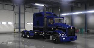 kenworth website kenworth t800 classic v1 skin mod american truck simulator mod