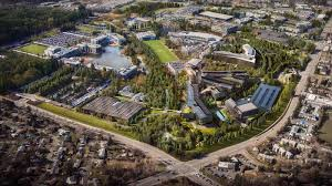 University Of Portland Campus Map by Beaverton A Croporate Estate In The Suburbs Corporate