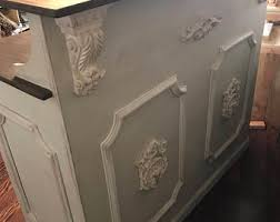 Shabby Chic Reception Desk Reception Desk Shabby Chic Made To Order Augusta