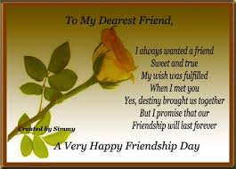 top 28 happy friendship day 2017 sms quotes and