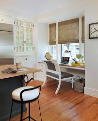 roman numeral desk with clean kitchen traditional and traditional