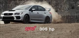 subaru impreza wrx 2018 kicking up dust in the new 2018 subaru wrx and wrx sti trackworthy
