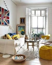 fresh boho chic home whitewash kilm rug u0026 exposed book shelving