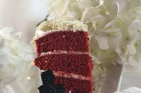 what makes food coloring darker when baking a red velvet cake