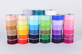 wholesale ribbon organza ribbons wholesale sheer organza ribbons bbcrafts