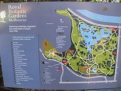 Royal Botanical Gardens Melbourne Map Royal Botanic Gardens Wikiwand