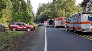 1 dead in multiple car crash in lincoln county katu
