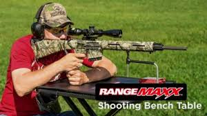 Plans For A Shooting Bench Rangemaxx Shooting Bench Table Bass Pro Shops