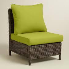 armless chair slipcovers citron green solano armless chair slipcovers market